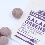 Salad Greens Seed Bombs - Indoor/Outdoor Gardening - F. W. Woolworth Co. Online Store