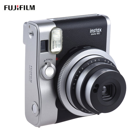 Instax Mini 90 Neo Classic Camera by FujiFilm - F. W. Woolworth Co. Online Store