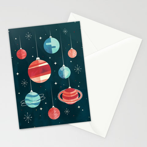 Joy to the Universe Greeting Card 5x7