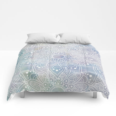 Mandala Clouds Comforter - F. W. Woolworth Co. Online Store