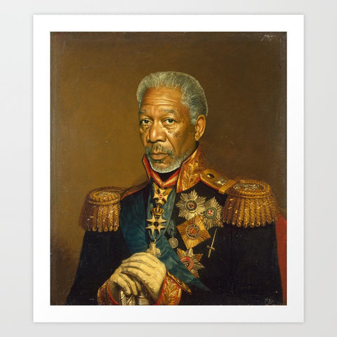 Morgan Freeman - F. W. Woolworth Co. Online Store