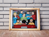 Parisi Studios: Star Trek