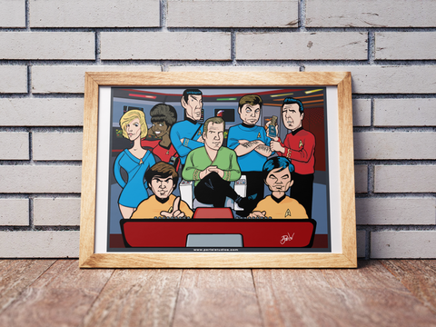 Parisi Studios: Star Trek - F. W. Woolworth Co. Online Store
