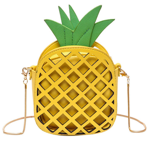 Pineapple Crossbody Bag - F. W. Woolworth Co. Online Store