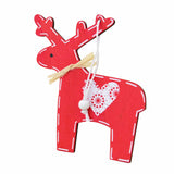 Christmas Tree Deer Ornament - F. W. Woolworth Co. Online Store