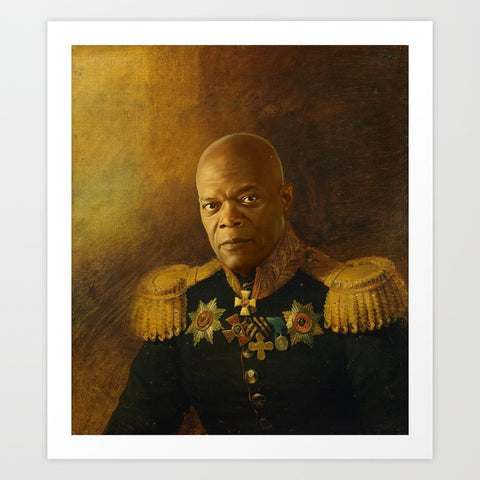 Samuel L. Jackson - F. W. Woolworth Co. Online Store