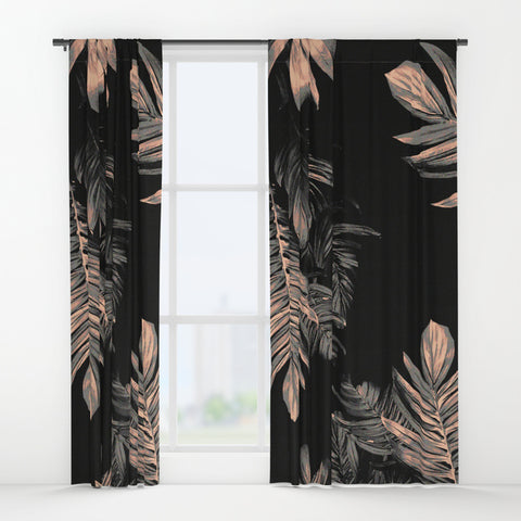 Tropical Strange Nature Window Curtains - F. W. Woolworth Co. Online Store