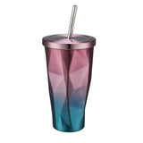 Colorful Stainless Steel Tumbler - F. W. Woolworth Co. Online Store