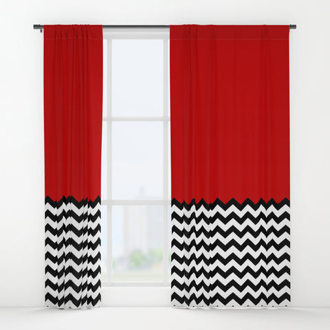 Twin Peaks Window Curtains - F. W. Woolworth Co. Online Store