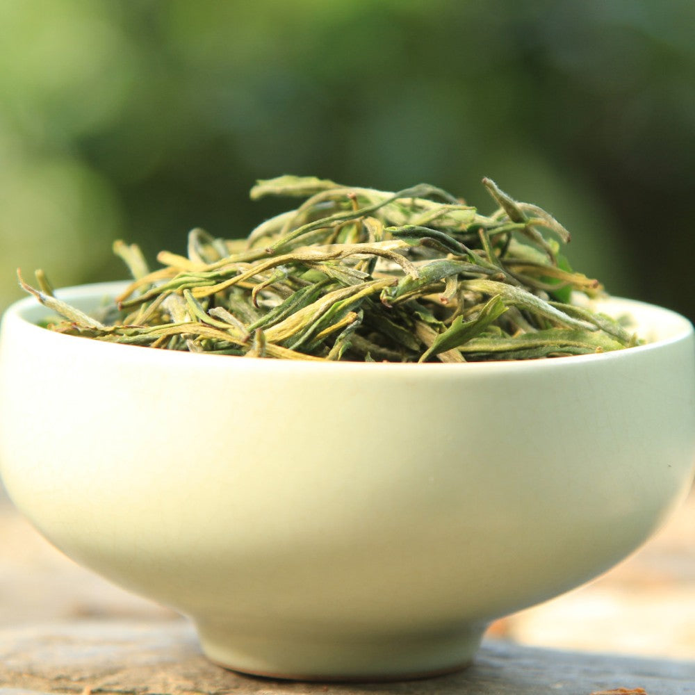 Huangshan Maofeng Green Tea Leaves