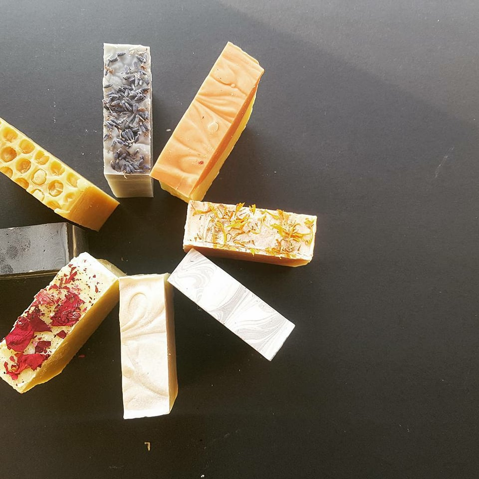 DIY Soapmaking Workshop with The Sage Soap Company - November 11th