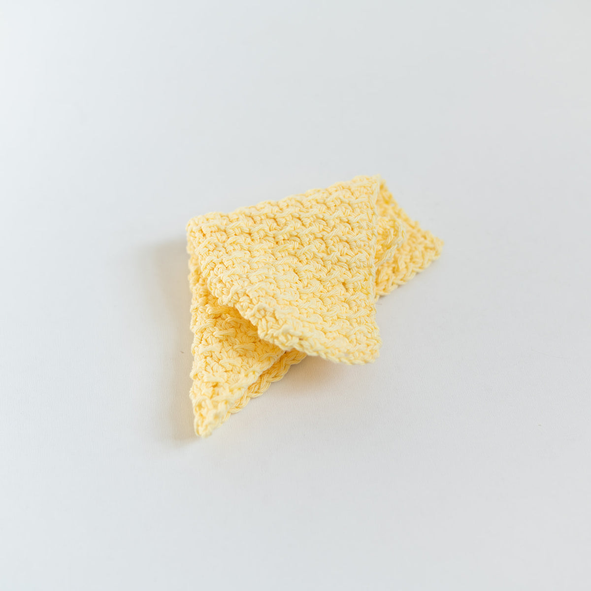 Crocheted Reusable Wash Cloths