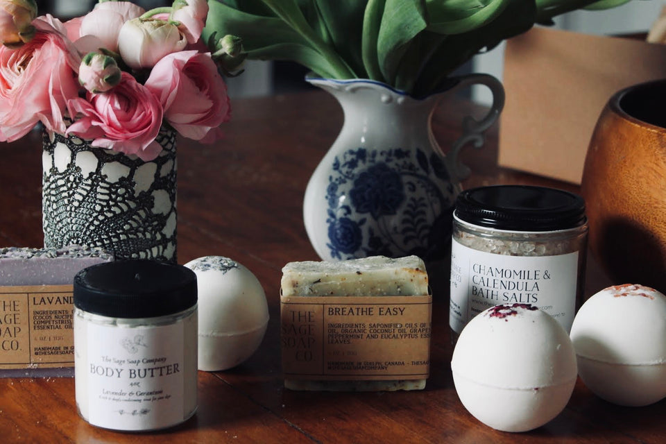 [Pre-Order] Mother's Day Self-Care Boxes