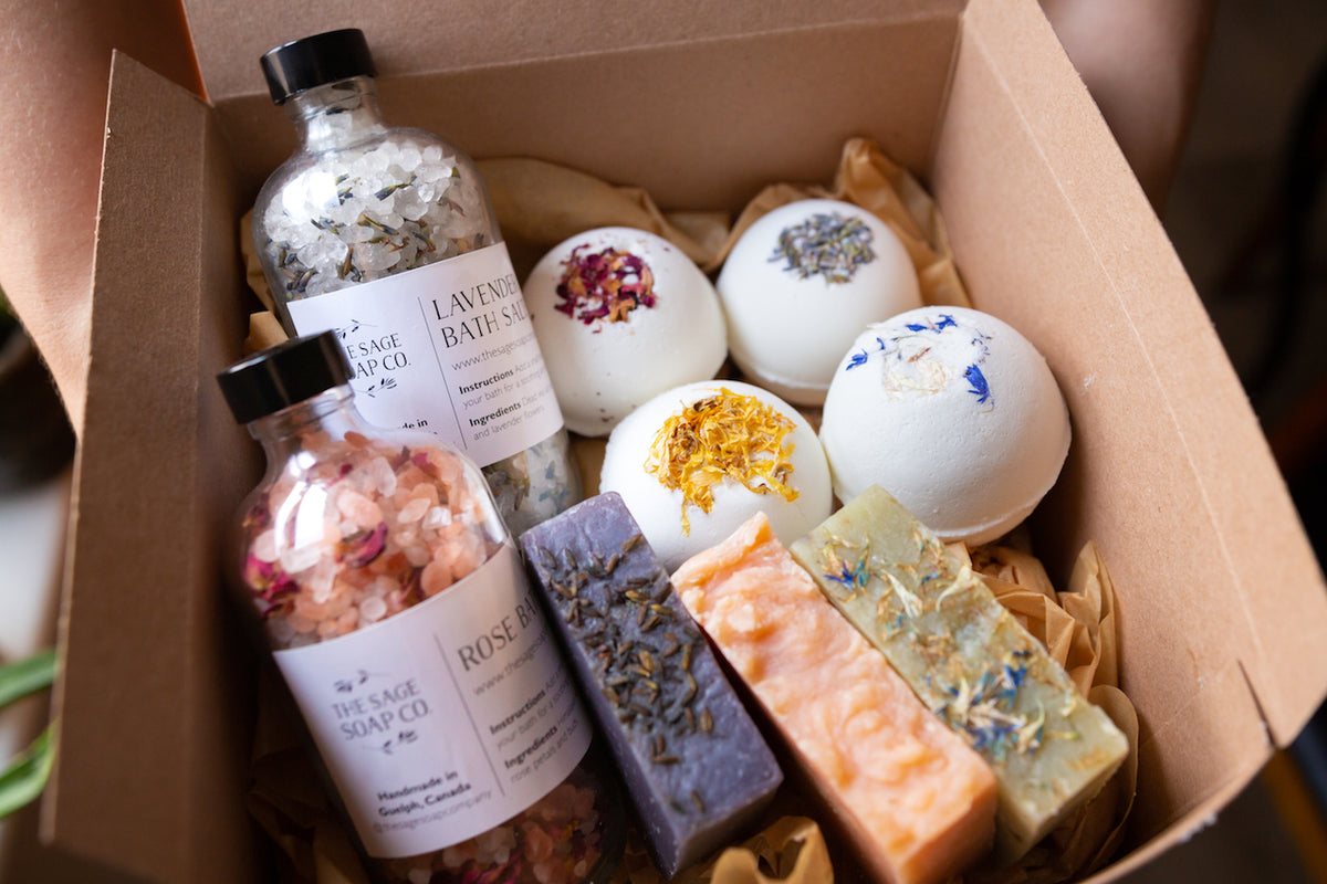 Pre-Order a Flora Holiday Gift Box