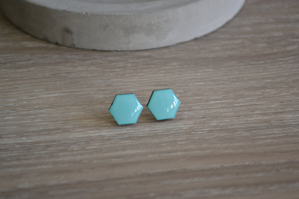 Small Coastal Waters Studs