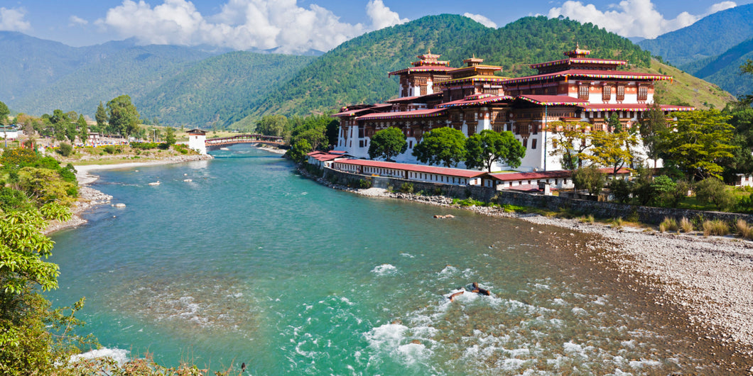 Legacy building retreat in Bhutan - September 25th to Oct 4th 2018
