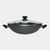 36cm Hard Anodized Wok (Induction) + FOC 24cm Frypan