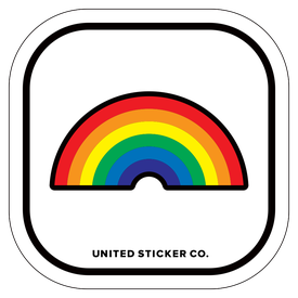 Badge_Lettering_Awareness_RAINBOW ARCH_Vinyl_Sticker