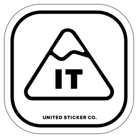 Badge_Mountain_Places_Italy [ IT ]_Vinyl_Sticker