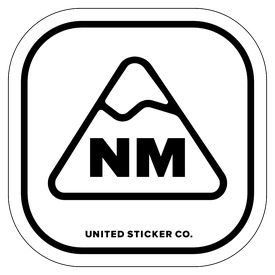 Badge_Mountain_Places_New Mexico [ NM ]_Vinyl_Sticker