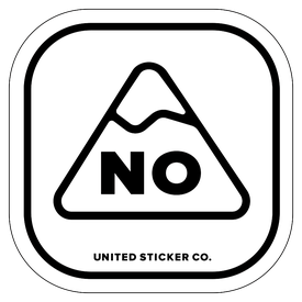 Badge_Mountain_Places_Norway [ NO ]_Vinyl_Sticker