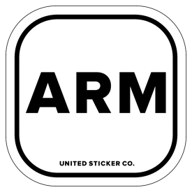Badge_Lettering_Places_Armania [ ARM ]_Vinyl_Sticker