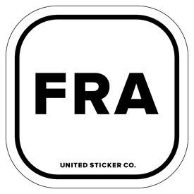 Badge_Lettering_Places_France [ FRA ]_Vinyl_Sticker