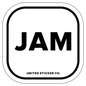 Badge_Lettering_Places_Jamaica [ JAM ]_Vinyl_Sticker