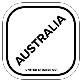 Badge_Lettering_Places_Australia_Vinyl_Sticker