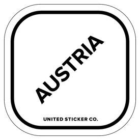 Badge_Lettering_Places_Austria_Vinyl_Sticker