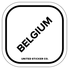 Badge_Lettering_Places_Belgium_Vinyl_Sticker