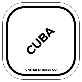 Badge_Lettering_Places_Cuba_Vinyl_Sticker