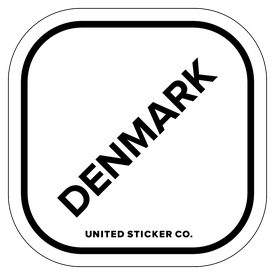Badge_Lettering_Places_Denmark_Vinyl_Sticker