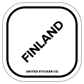 Badge_Lettering_Places_Finland_Vinyl_Sticker