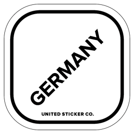 Badge_Lettering_Places_Germany_Vinyl_Sticker