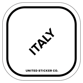 Badge_Lettering_Places_Italy_Vinyl_Sticker