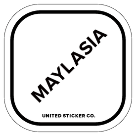 Badge_Lettering_Places_Malaysia_Vinyl_Sticker
