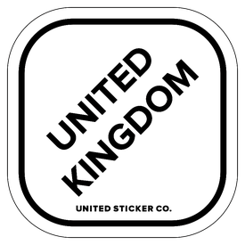 Badge_Lettering_Places_United Kingdom_Vinyl_Sticker