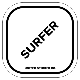 Badge_Lettering_Words & Phrases_[ Surfer ]_Vinyl_Sticker