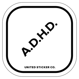 Badge_Icon_Awareness_A.D.H.D._Vinyl_Sticker