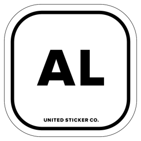 Badge_Lettering_Places_Alabama [ AL ]_Vinyl_Sticker