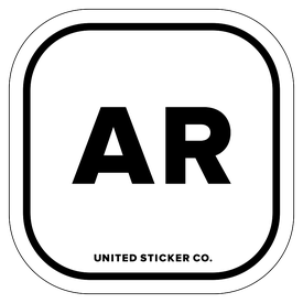 Badge_Lettering_Places_Argentina [ AR ]_Vinyl_Sticker