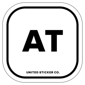 Badge_Lettering_Places_Austria {AT }_Vinyl_Sticker
