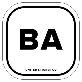 Badge_Lettering_Places_Brazil [ BA ]_Vinyl_Sticker
