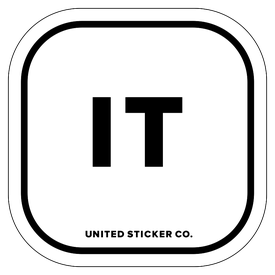 Badge_Lettering_Places_Italy [ IT ]_Vinyl_Sticker