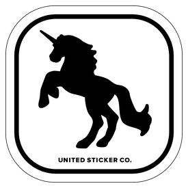 Badge_Icon_Animals_Unicorn_Vinyl_Sticker