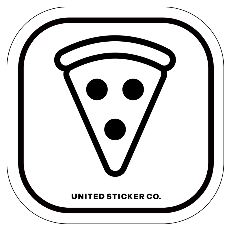 Badge_Icon_Food & Drink_Pizza slice_Vinyl_Sticker