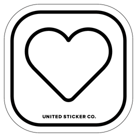 Badge_Icon_Emojis_Heart_Vinyl_Sticker