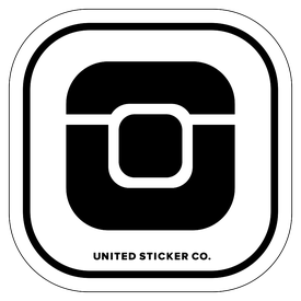 Badge_Icon_Awareness_Logo: UNITED STICKER CO_Vinyl_Sticker