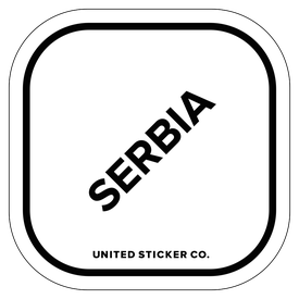 Badge_Lettering_Places_Serbia_Vinyl_Sticker